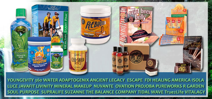 Purchase Youngevity Products
